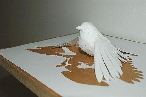 Esculturas de papel Post772_origami